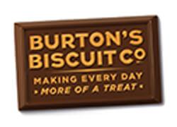 Burtons Buscuits Logo